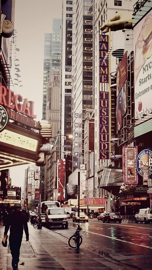 The Streets of New York