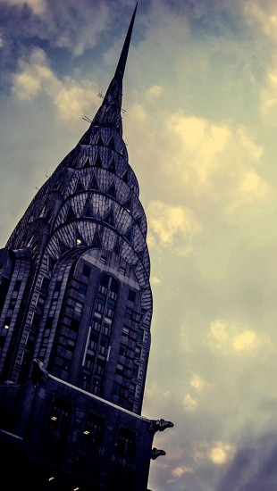 The amazing Chrysler building