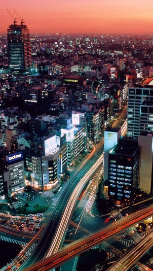 Tourism in Tokyo Japan