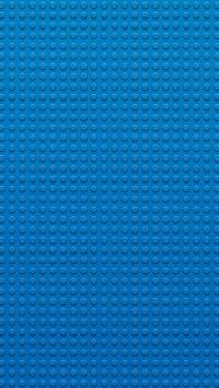Legos blue dots textures