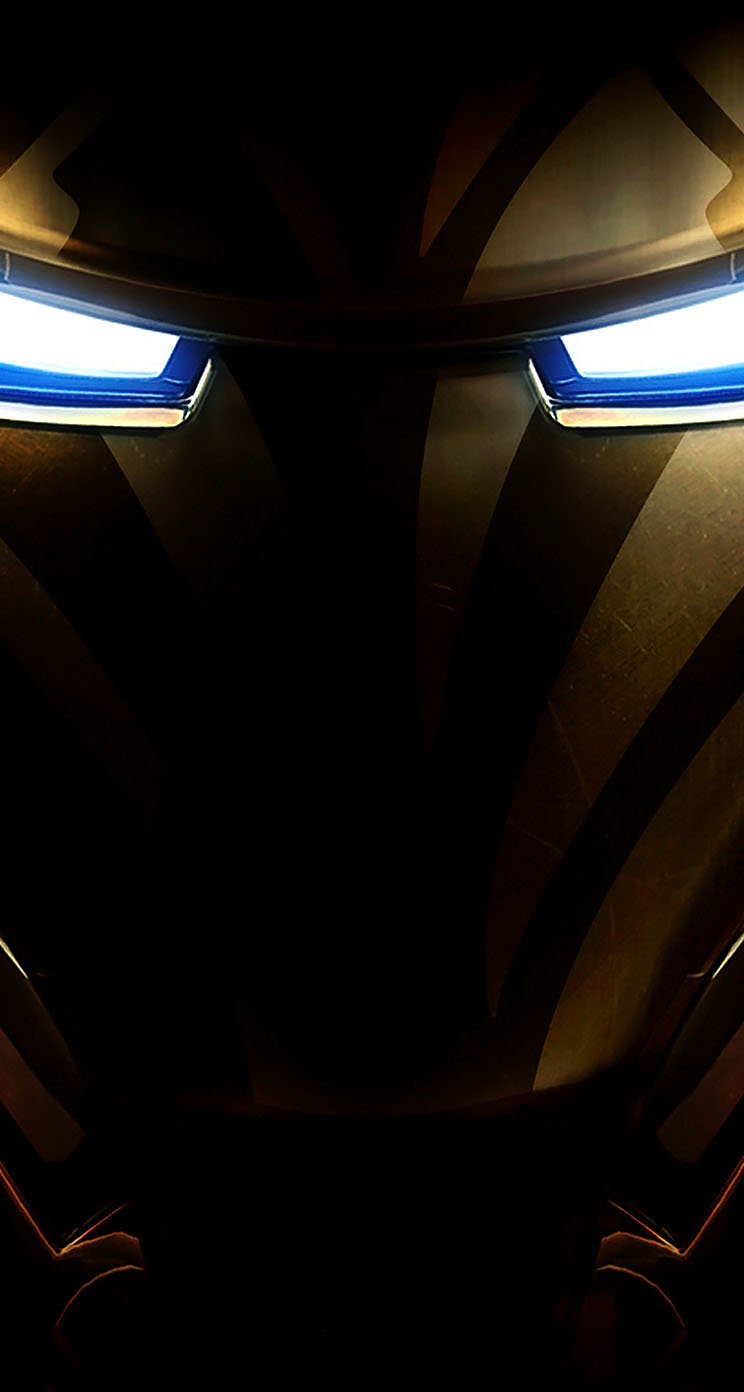 Iron Man Helmet The Iphone Wallpapers