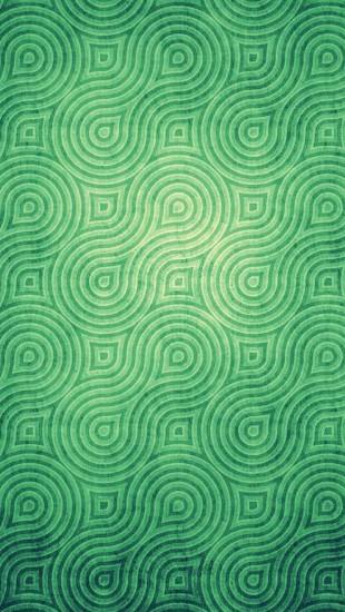 Rotation Pattern Green