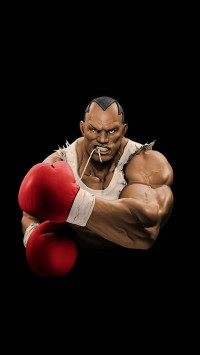 Super Street Fighter Balrog
