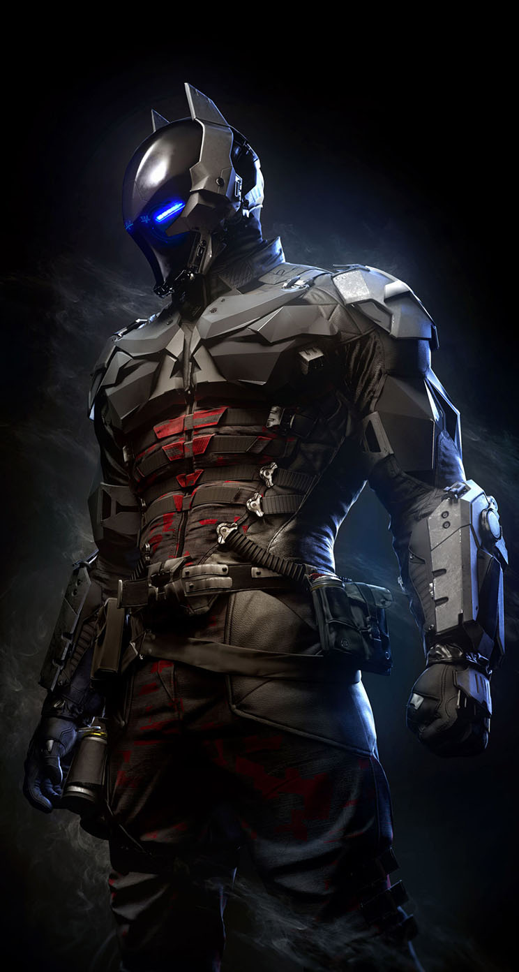 batman arkham knight the iphone wallpapers