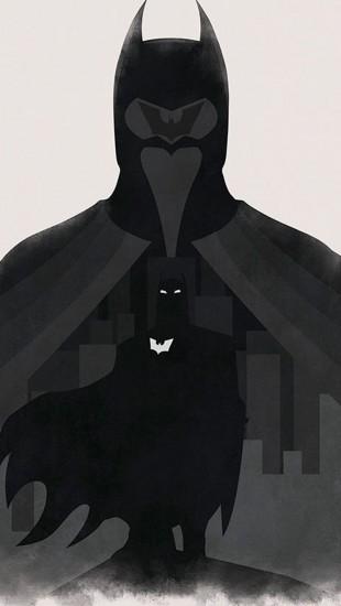 Batman Minimalist Comics Posters