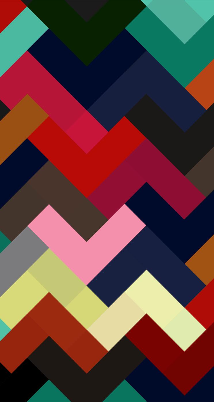 Wallpaper iphone geometric - Iphone Wallpaper Tags Colourdesigngeometricparallaxstyle Colour Geometric