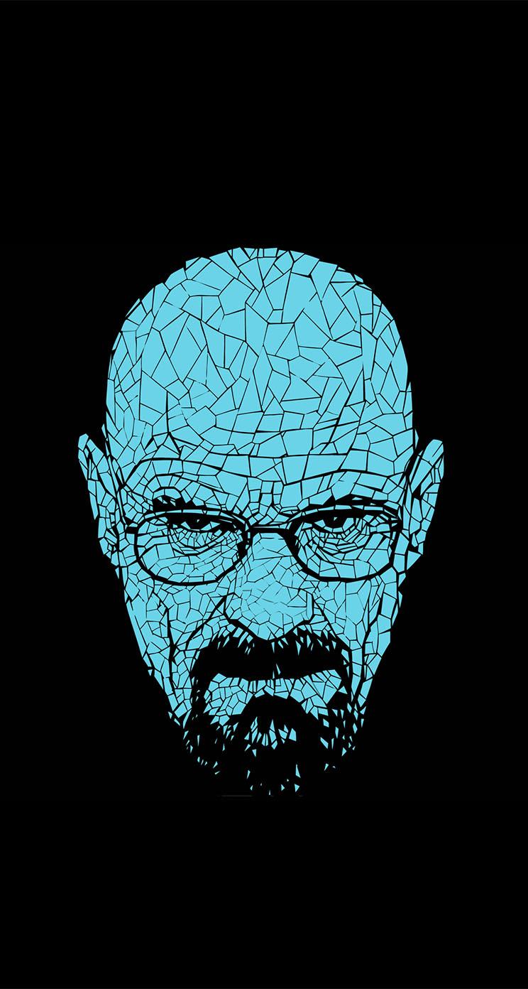 heisenberg breaking bad - the iphone wallpapers
