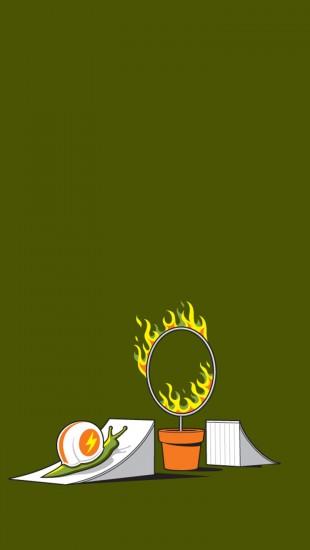 Stunt Snail