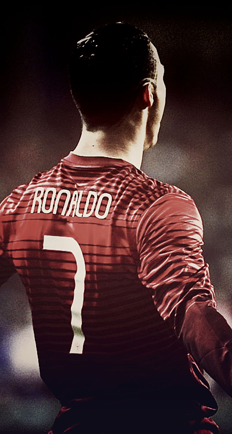The Iphone Wallpapers Team Portugal Cristiano Ronaldo