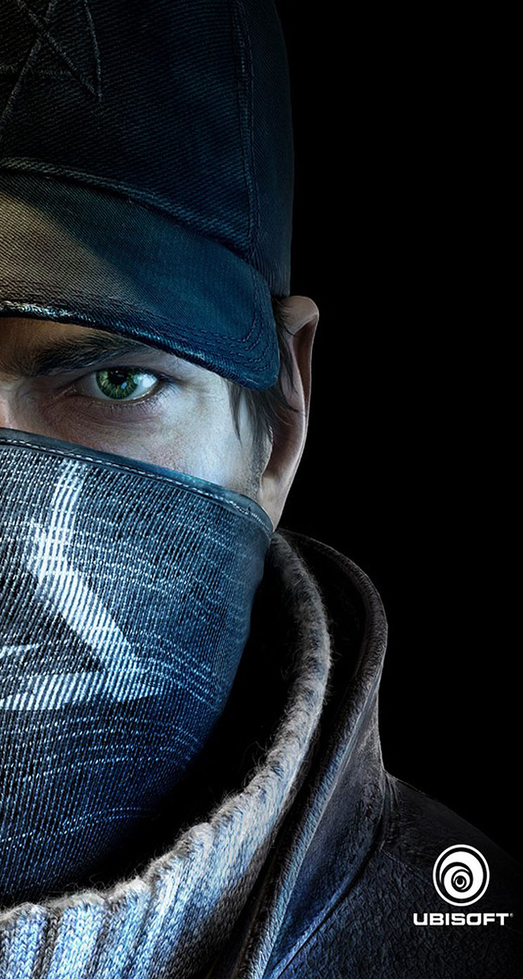The Iphone Wallpapers Watch Dogs Aiden Pearce