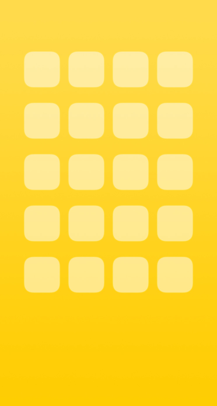 Yellow Shelves The Iphone Wallpapers