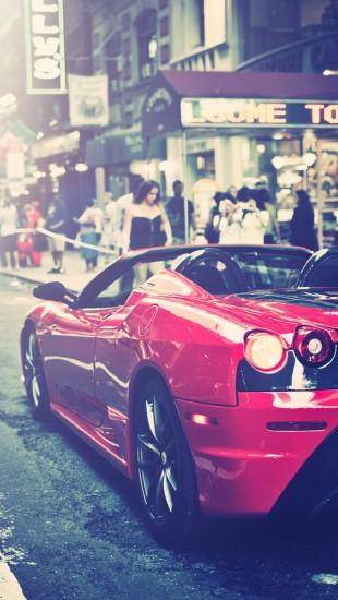 Ferrari F430 Urban Shot