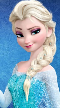 Frozen Snow Queen Elsa