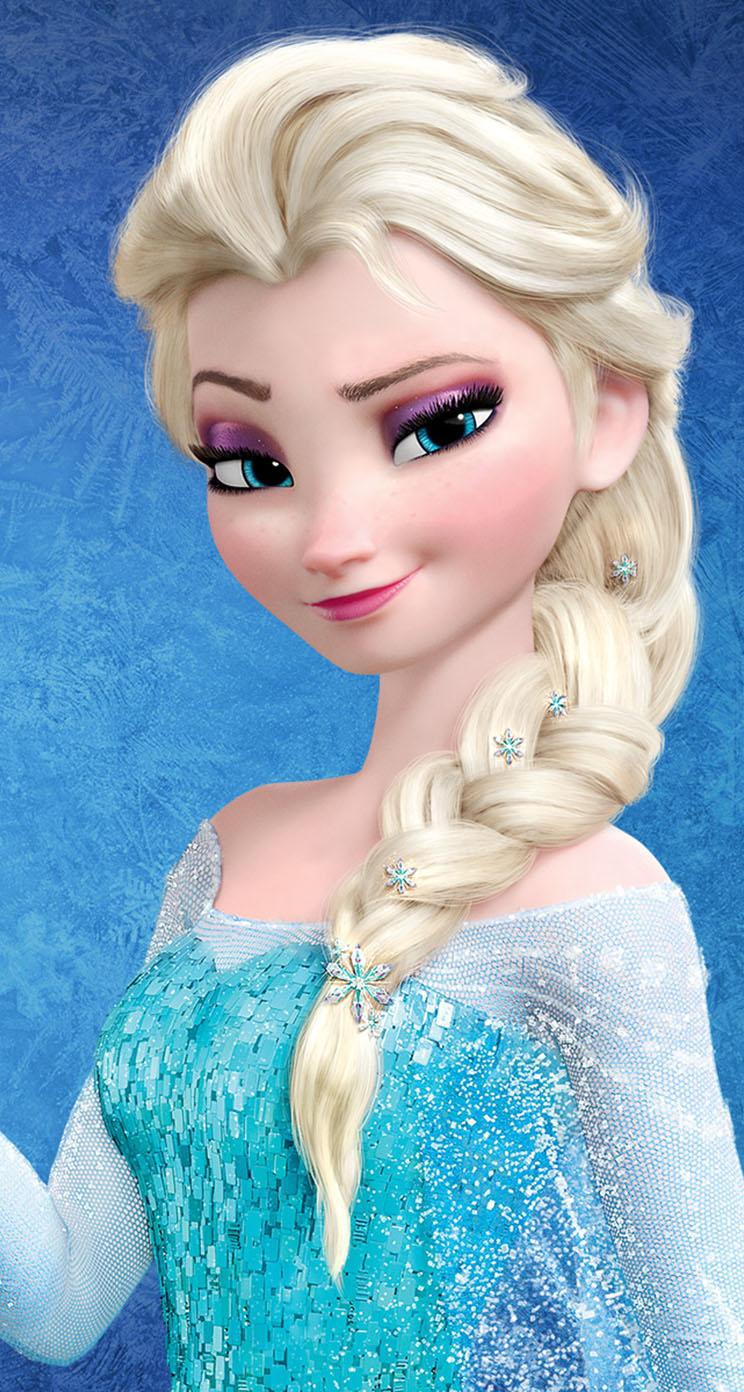 Frozen Snow Queen Elsa