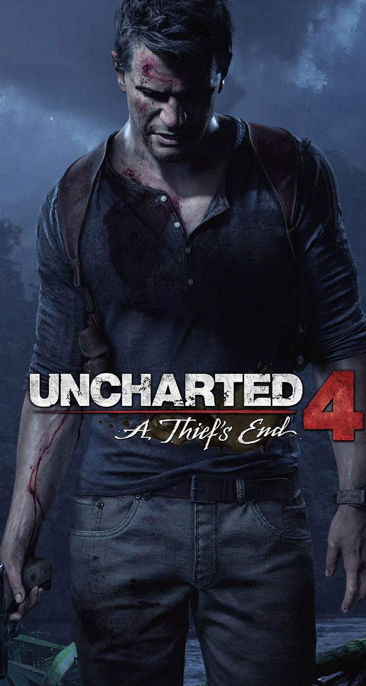 The Iphone Wallpapers Nathan Drake