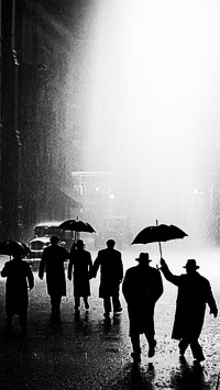 Artistic Rain