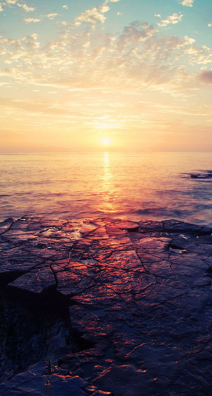 how to take sunrise pictures with iphone