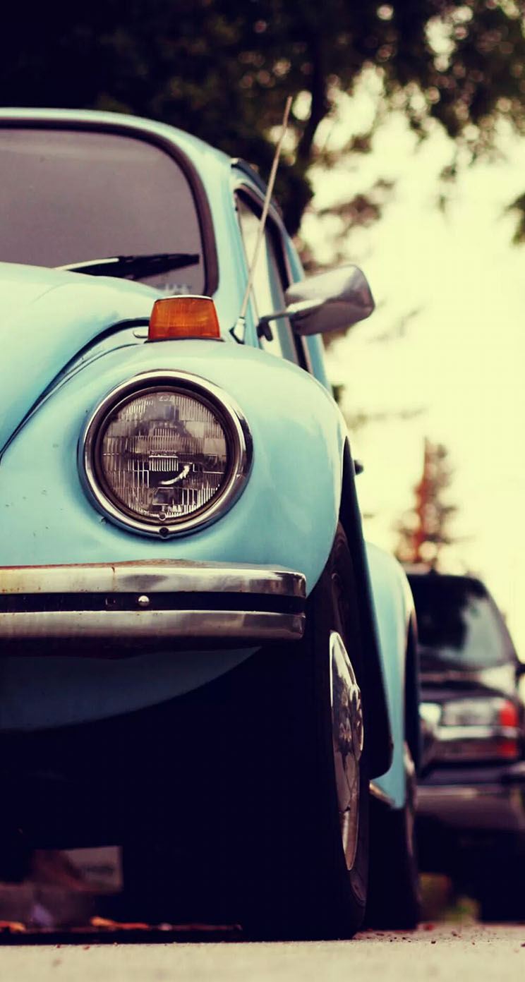 cute car the iphone wallpapers