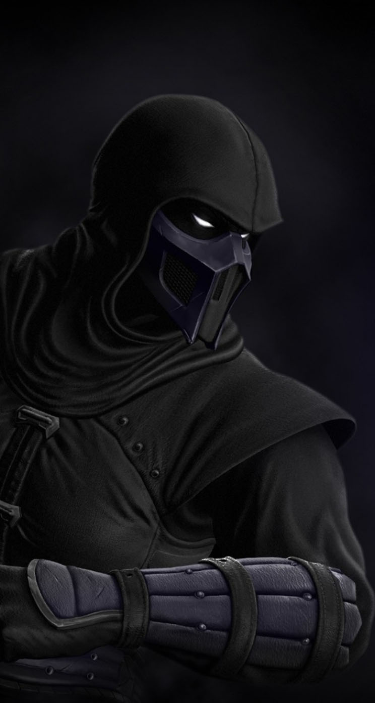 mortal kombat – scorpion - the iphone wallpapers