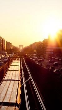 Metro Rises