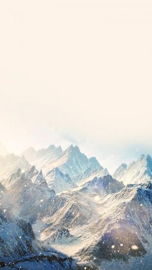 Nature Snow Ski Mountain Winter