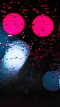 Traffic Droplets