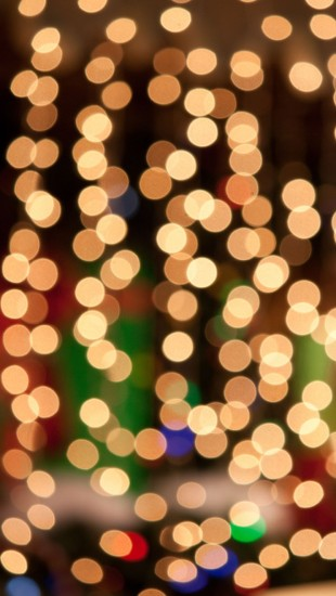 Gold abstract christmas background
