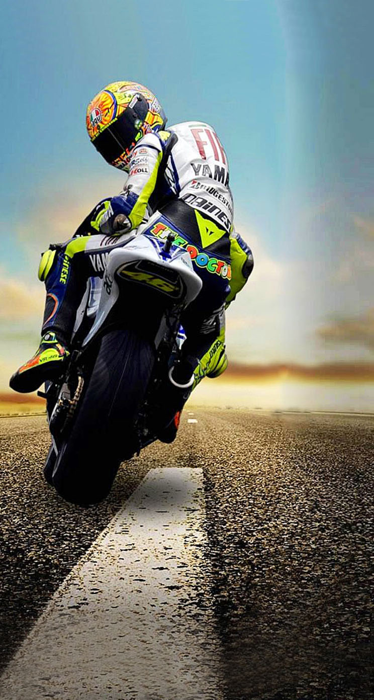Wallpaper iphone valentino rossi - Valentino Rossi 2014