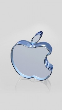 Crystal Apple Logo