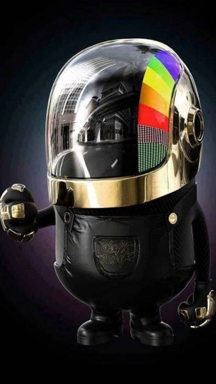 Daft Punk Minion