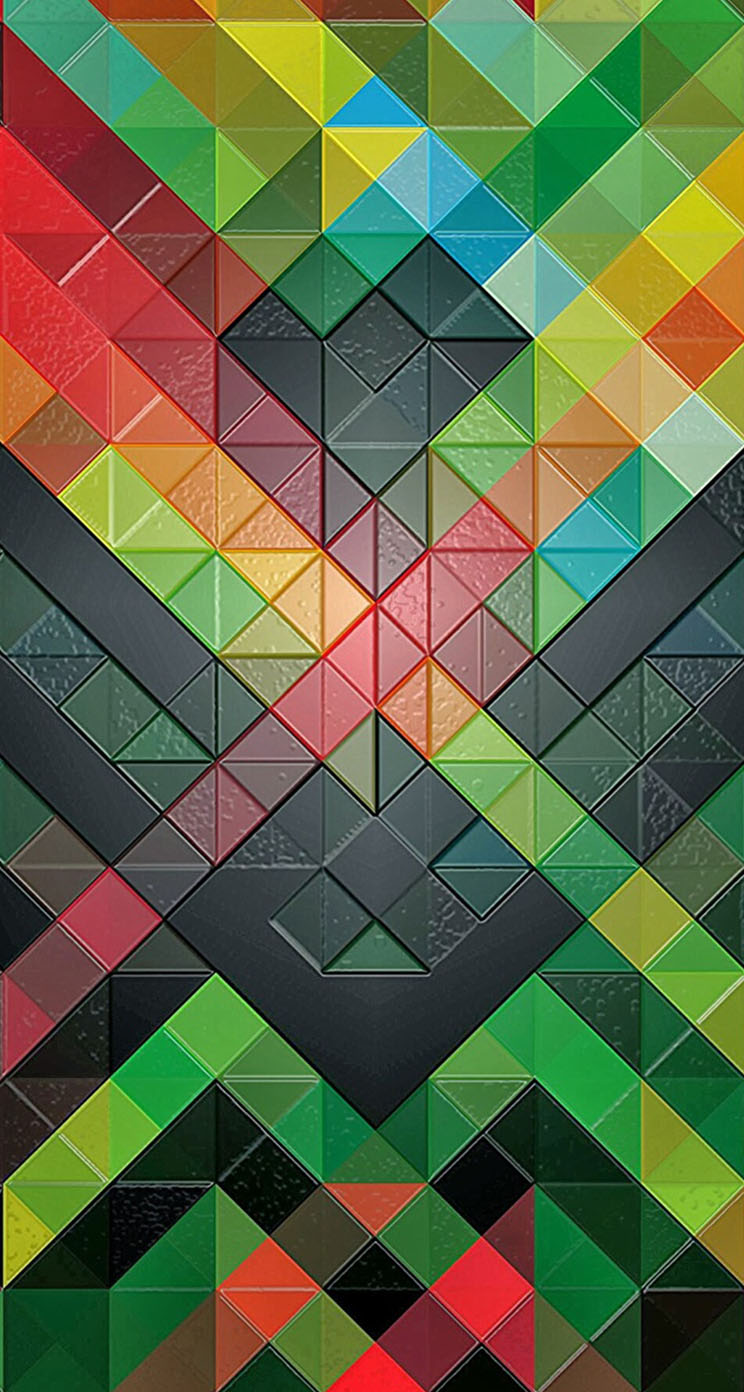 Geometric pattern iphone wallpaper Geometric patterns