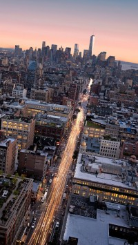 NYC center