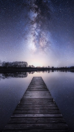 Pier to the Stars