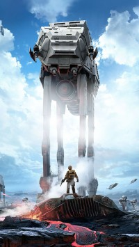 Star Wars Battlefront no logo