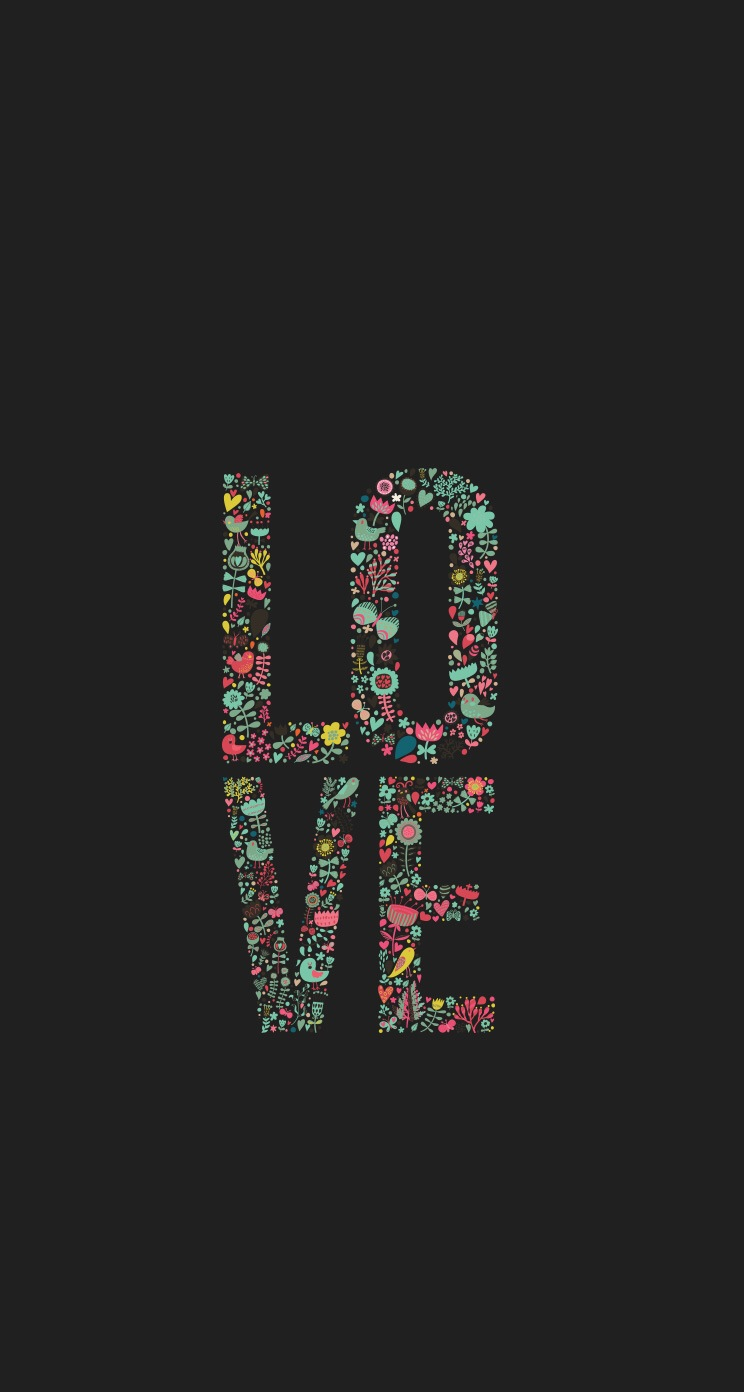 Love Wallpapers Iphone 7 : LOVE - The iPhone Wallpapers