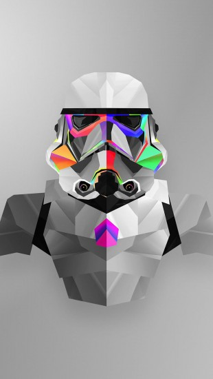 Star Wars Stormtrooper Artwork Justin Maller