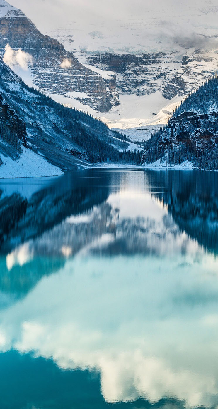 The always stunning Lake Louise