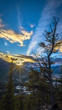 Banff-Alberta-Canada