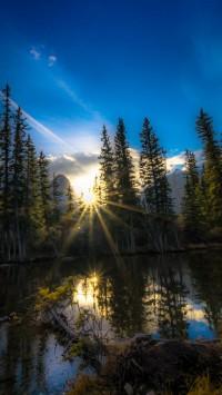 Canmore-Alberta-Canada
