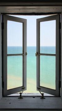 View-Through-the-Window