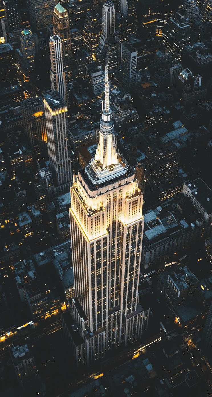 Best Wallpaper Night Empire State Building - Night-view-of-Empire-State-Building  Image-597852.jpg