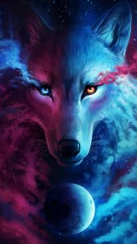 Wolf-galaxy