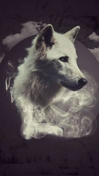 Wolf-smoke