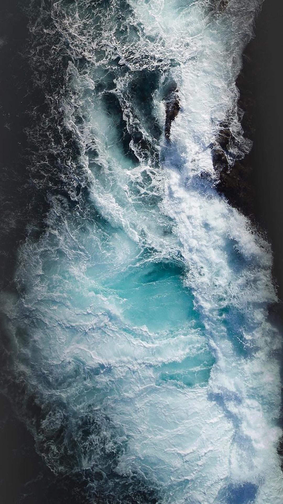 The iPhone Wallpapers » Ocean art