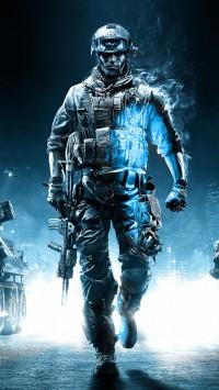 Battlefield 3 Action Game