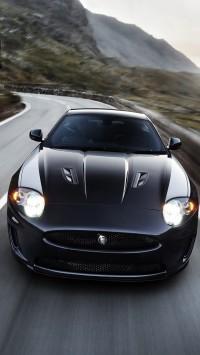 Jaguar xkr 2010
