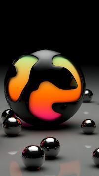 3D Balls Design