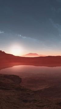 3D Lake