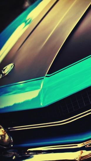 Challenger Car