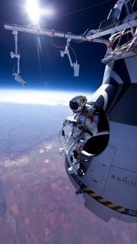 Felix Baumgartner To Jump